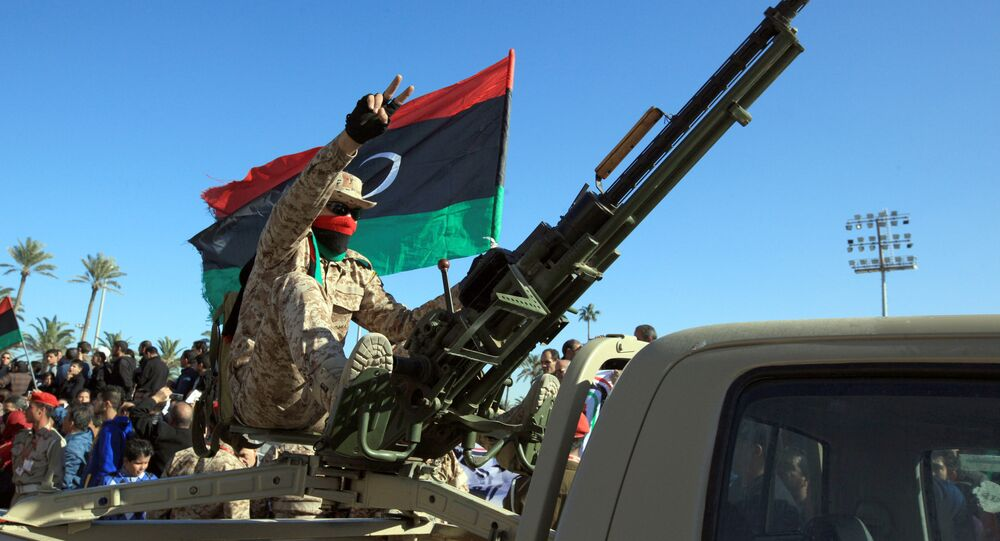 Libyan soldiers (File)