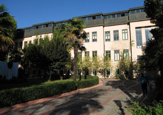 Yıldız Technical University in Istanbul