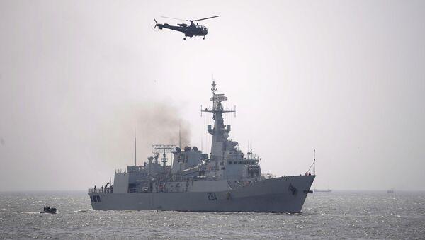Pakistan Navy ship  - Sputnik International