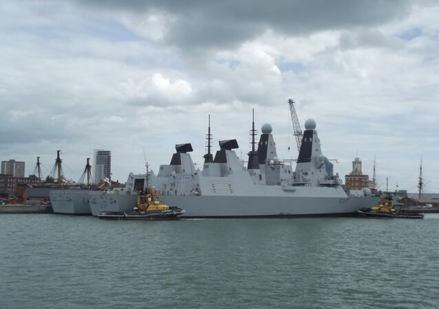 HMS Duncan, Type 45 air defence destroyer