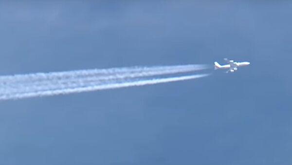 Navy Identifies Mystery Plane Over Denver, Its Mission Still a Secret - Sputnik International