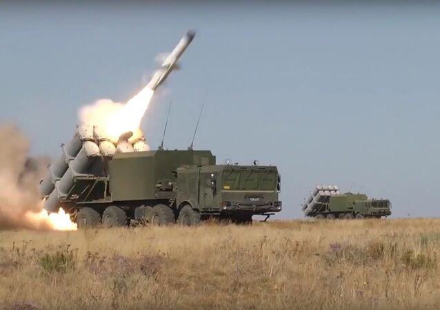 Russia Celebrates the Day of Missile Forces and Artillery