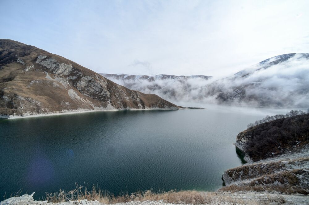 Majestic Mountains and Ancient Landmarks of Chechnya