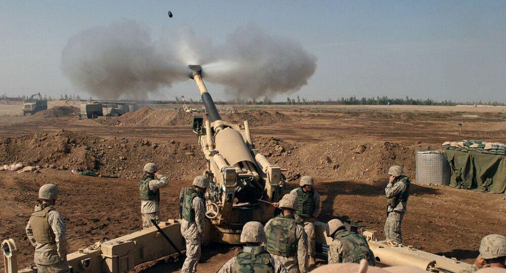 US Army. Iraq