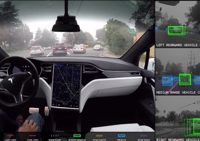 Autopilot Full Self-Driving Hardware