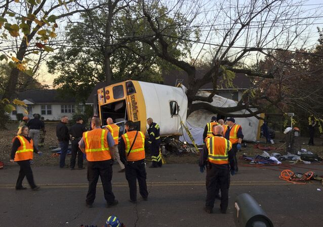 Driver Charged in Deadly Tennessee School Bus Crash That Killed 5 Children