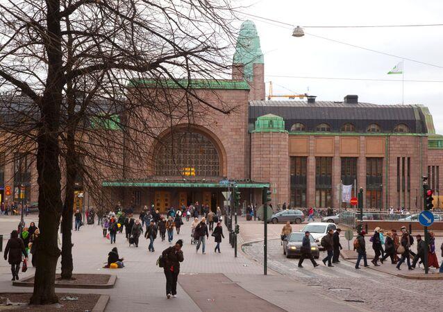 Helsinki. (File)