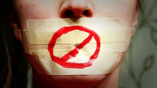 Censorship - Sputnik International