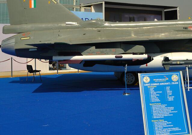Tejas Light combat aircraft and Astra MK-I missi