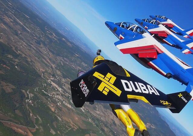 Alpha Jetman – Human Flight And Beyond