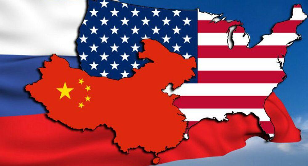 US-China-Russia