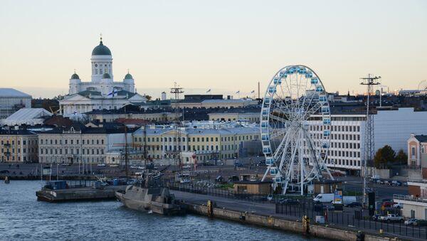 Helsinki, Finland - Sputnik International