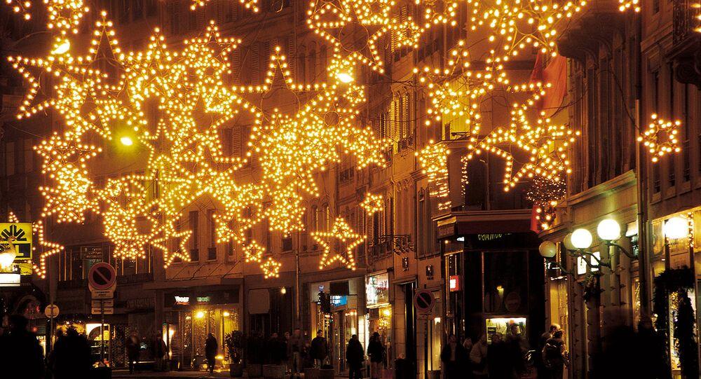 Europe Christmas Markets. (File)