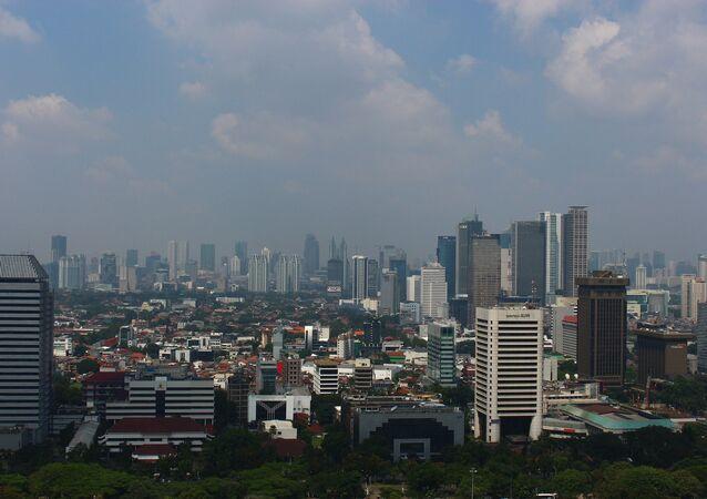 Jakarta. (File)