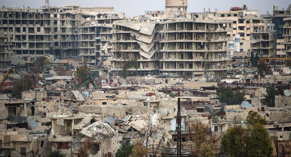 Damascus, Syria. (File)