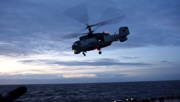 KA-27 ship-based helicopters. (File) - Sputnik International