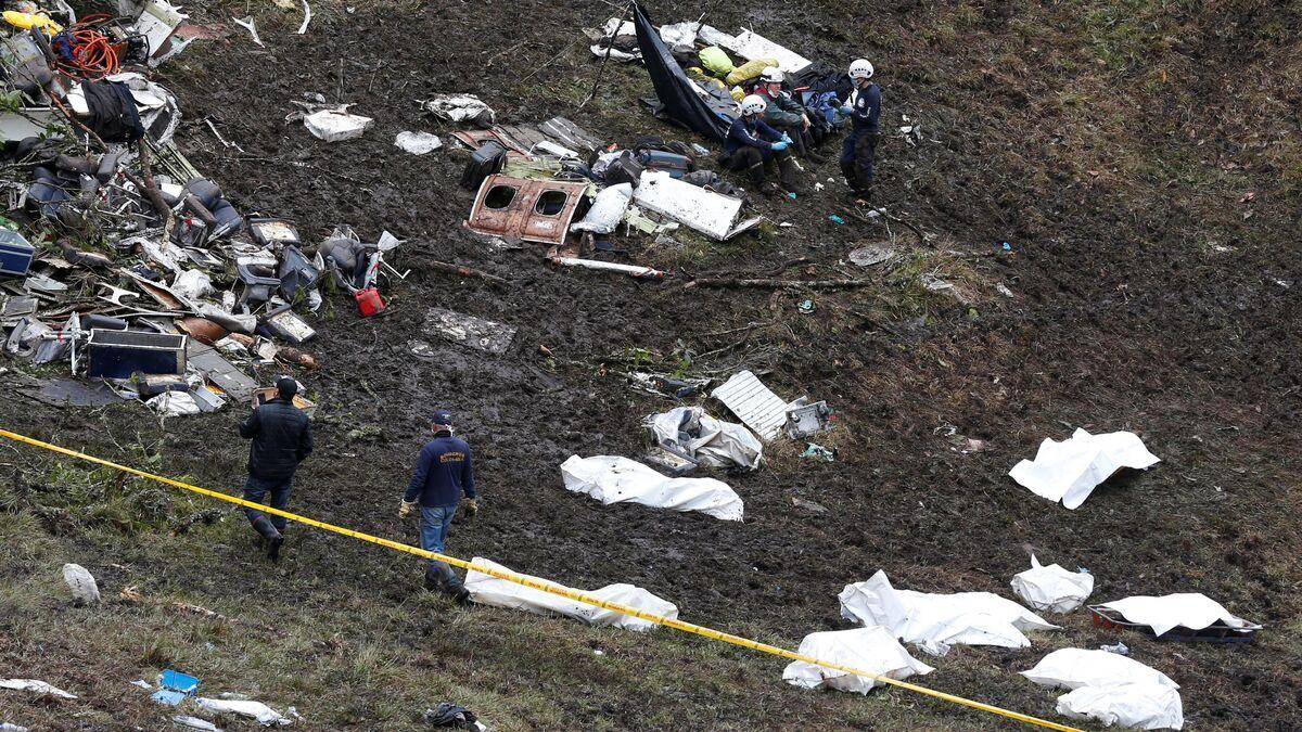 59 Colombia Plane Crash Victims Identified Authorities Say Sputnik International