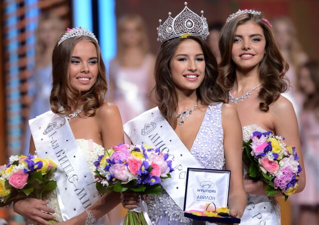 Beauty Unmatched: Russia's Miss World and Miss Universe Picks
