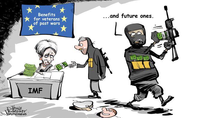 Terrorists With Benefits
