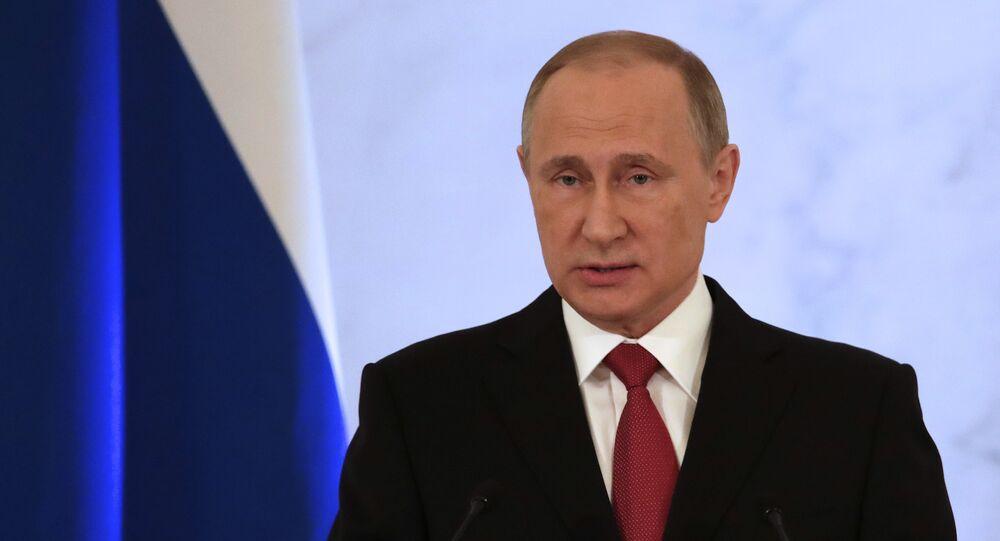 Past Achievements Cannot Help To Avoid Punishment For Corruption Putin Sputnik International
