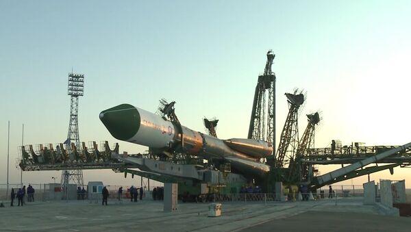 A Russian Progress MS-04 cargo spacecraft  - Sputnik International