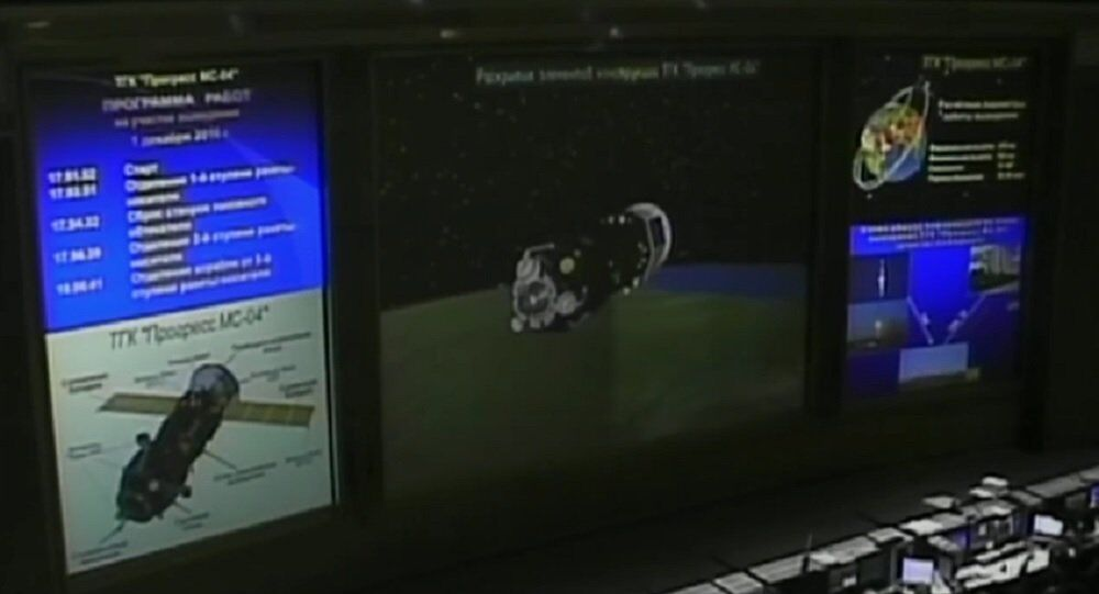Russia Looses Contact with Progress MS-04 after Launch