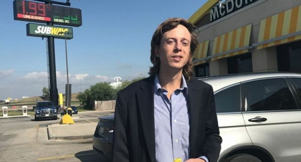 Exclusive First Interview With Barrett Brown Since His Release