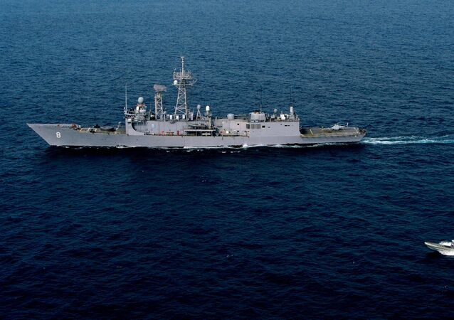 Alamgir frigate