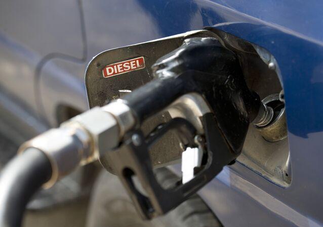 Diesel fuel (File)