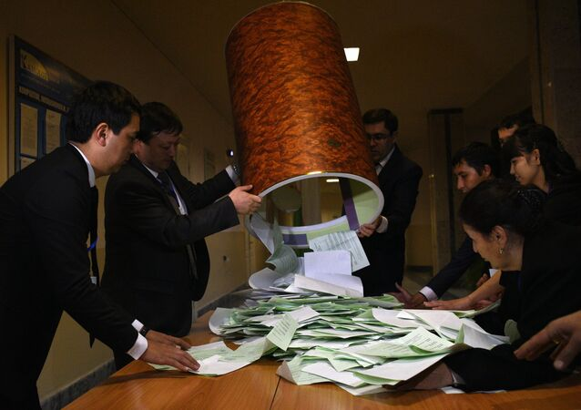 Uzbekistan's Central Election Commission will announce the preliminary results of the presidential election on Monday