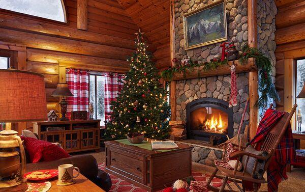 Santa's North Pole home - Sputnik International
