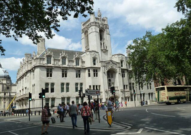 UK Supreme Court building