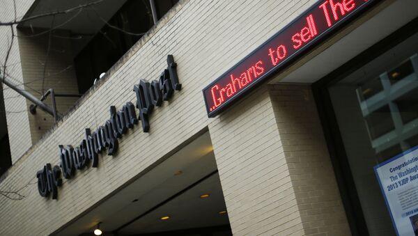 Washington Post - Sputnik International