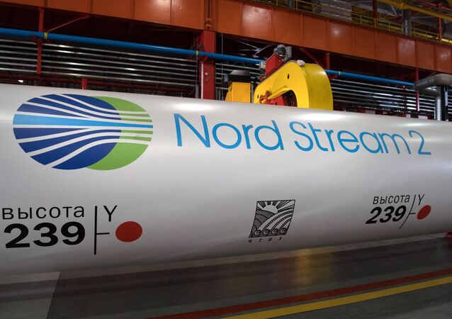 Nord Stream 2 project