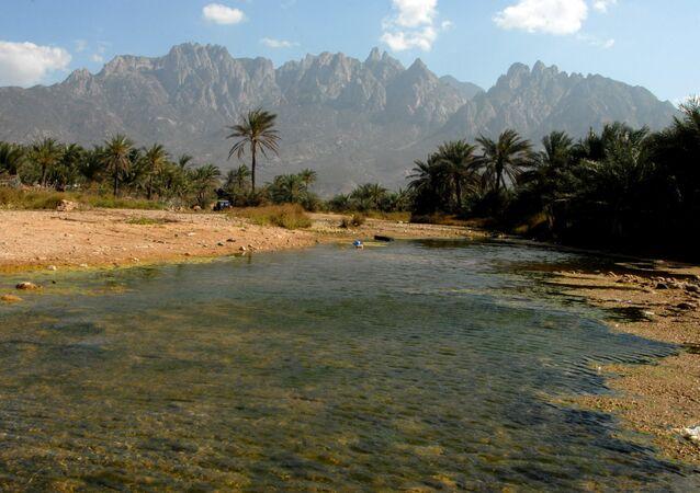 Yemeni Island of Socotra