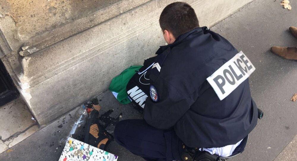 Suspicious Package Found Near Sputnik Office in Paris