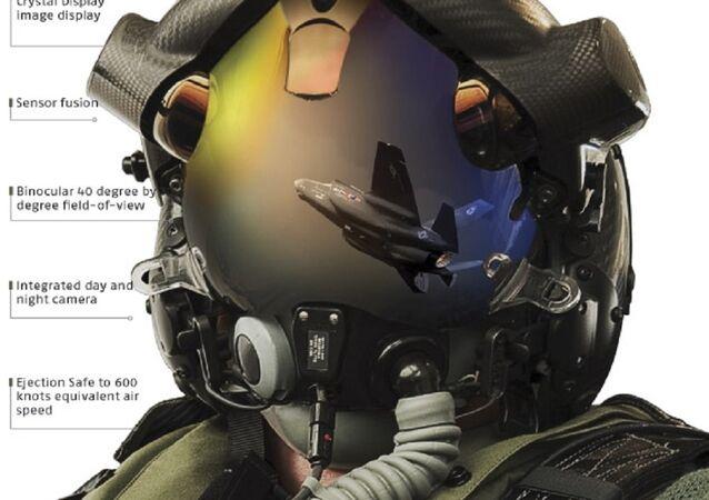 F-35 Helmet Mounted Display System