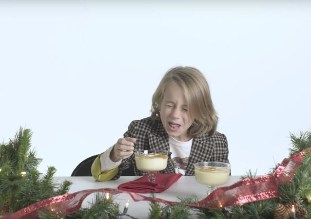 Kids Try 100 Years of Christmas Desserts | Bon Appetit