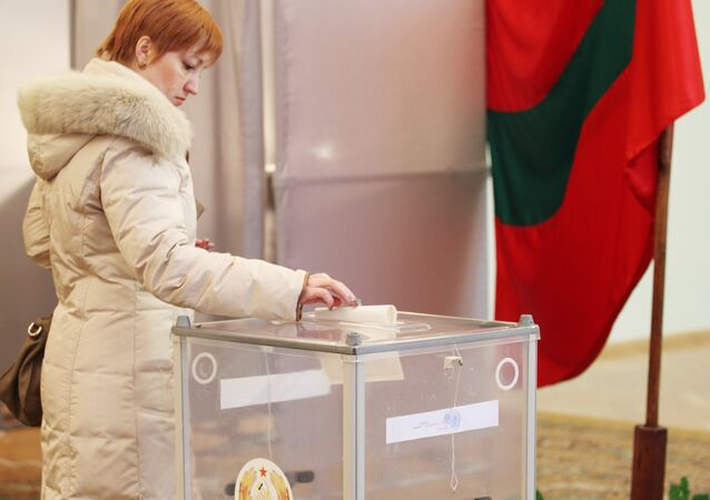 Transnistrian presidential elections. File photo