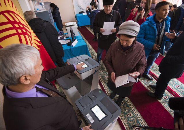 Referendum on amending Kyrgyzstan's constitution