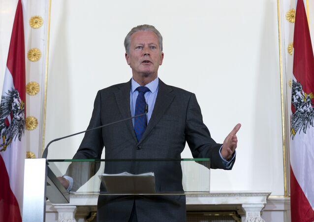 Vice Chancellor Reinhold Mitterlehner (File)