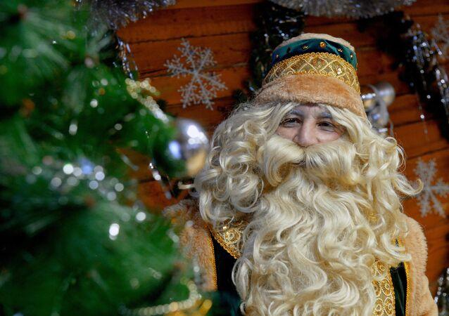 Meet Kysh Babay, the Tatar Version of Santa Claus, and His Mythical Companions