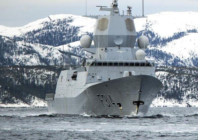 Norwegian ships