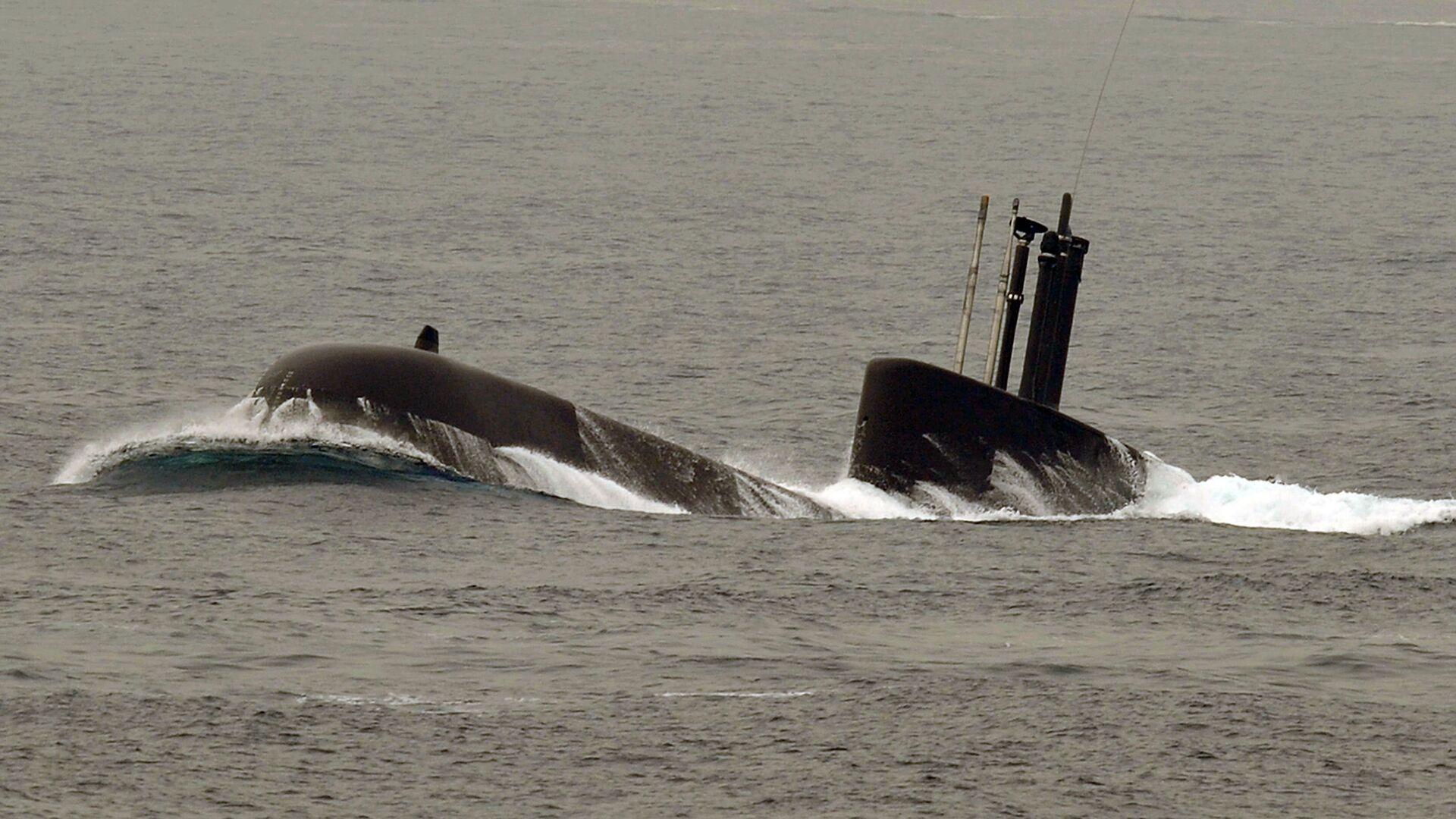 South Korean Navy's 209 class submarine - Sputnik International, 1920, 15.09.2021