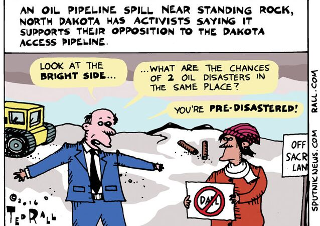 Standing Rock Disaster Insurance