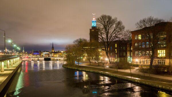 City Hall Stockholm, Sweden - Sputnik International