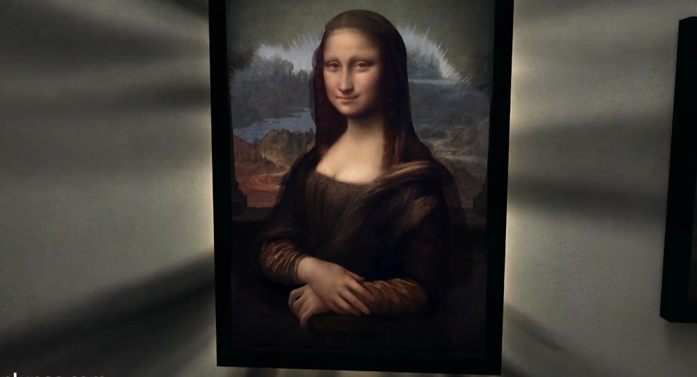 Art Plunge: Step Inside Classic Paintings With VR
