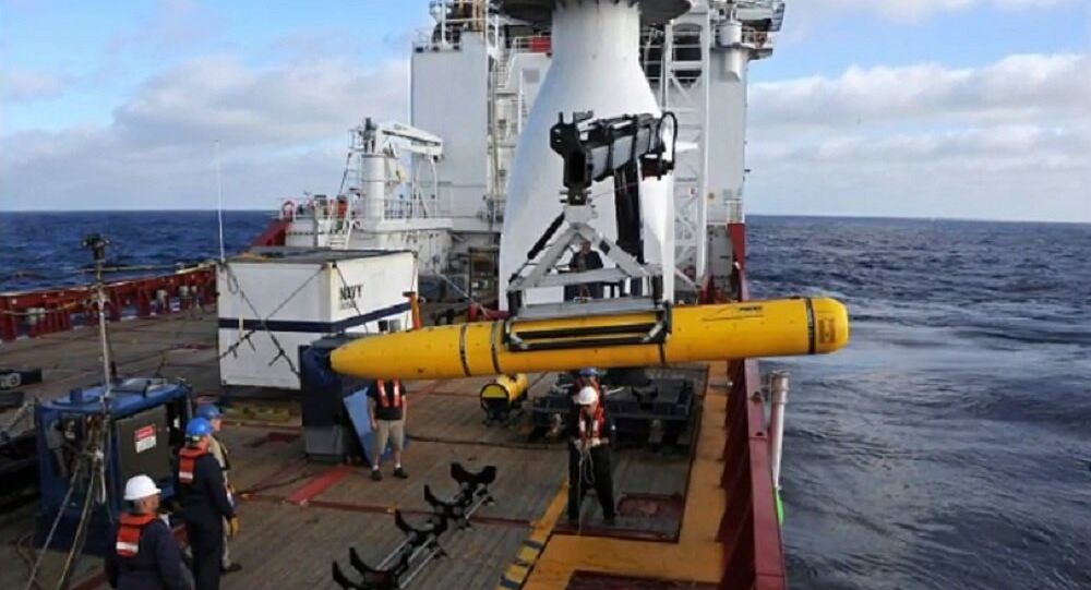 China's Navy seizes American underwater drone in South China Sea