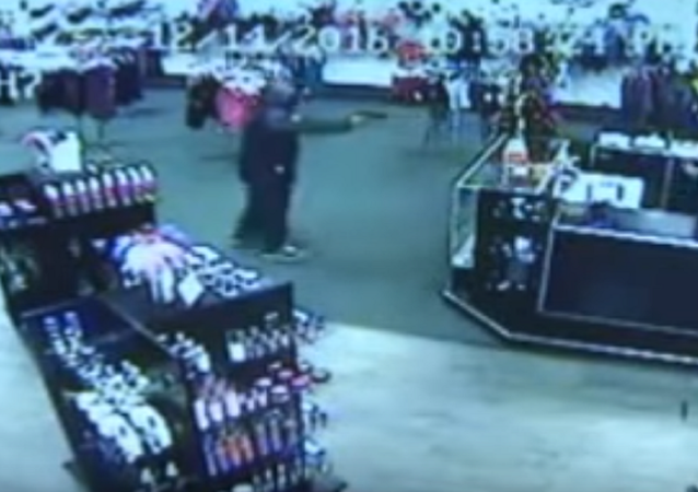 California Erotica Store Employees Fight Back Armed Robber With Sex Toys (VIDEO)