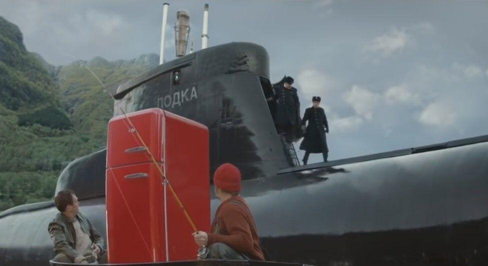 'We Like Fridge': Russian Sub Unexpectedly Emerges in Norwegian Ad (VIDEO)